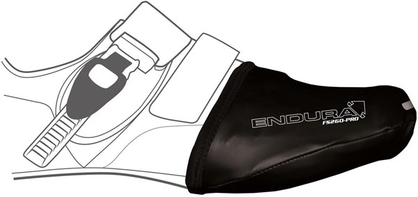 Endura FS260 Pro Slick Cycling Toe Cover AW17