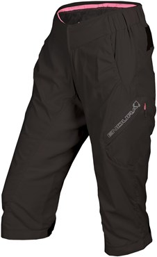 Endura Hummvee Lite 3/4 Baggy Womens Cycling Shorts SS17