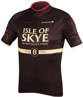 Endura Isle Of Skye Whisky Short Sleeve Cycling Jersey SS17