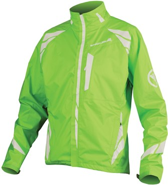 Endura Luminite II Waterproof Cycling Jacket AW17