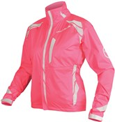 Endura Luminite II Womens Waterproof Cycling Jacket AW17