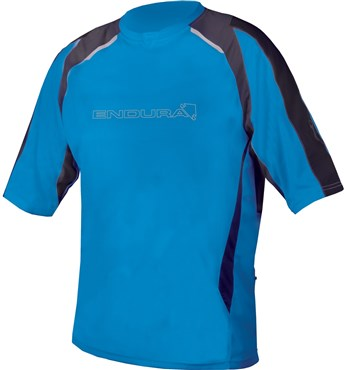 Endura MT500 Burner II Short Sleeve Cycling Jersey SS16