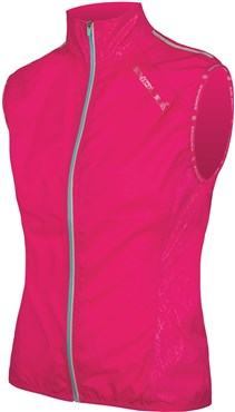 Endura Pakagilet II Womens Windproof Gilet AW17