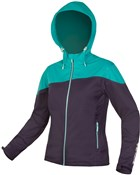 Endura SingleTrack Softshell Womens Cycling Jacket SS17
