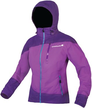 Endura SingleTrack Womens Cycling Jacket SS17