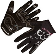 Endura SingleTrack Womens Long Finger Cycling Gloves SS16