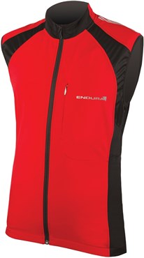 Endura Windchill II Cycling Gilet SS17
