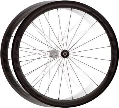 Fast Forward F4R Full Carbon Clincher DT240 Black Edition Wheelset
