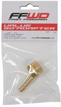 Fast Forward Valve 90 Degrees Adapter For FFWD Disc Wheels
