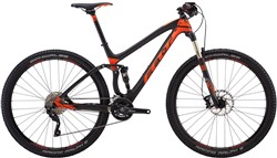 Felt Edict 3 Mountain Bike 2017 - Full Suspension MTB