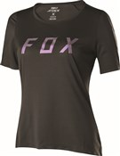 Fox Clothing Attack Womens Short Sleeve Jersey SS17