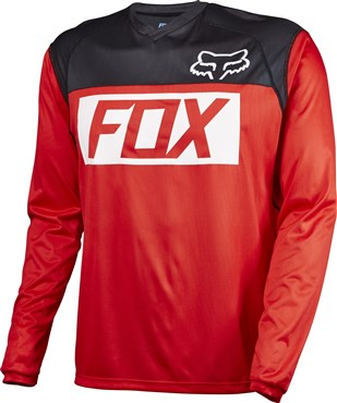 Fox Clothing Indicator Long Sleeve Cycling Jersey SS16