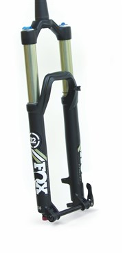Fox Racing Shox 32 A Float FIT4 Performance Series 27.5 inch 100mm MTB Fork - Anodised Stanchions 2016