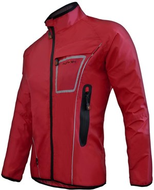 Funkier Cyclone WJ-1317 Waterproof Rain Jacket AW17