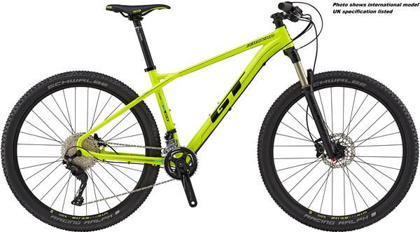 GT Zaskar Elite 27.5 X Mountain Bike 2017 - Hardtail MTB