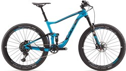"Giant Anthem Advanced 0 27.5"" Mountain Bike 2017 - Trail Full Suspension MTB"