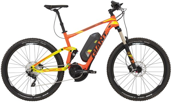 Buy Giant Full E 1 Full Suspension Mtb 2016 Electric