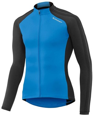Giant Tour Long Sleeve Thermal Cycling Jersey