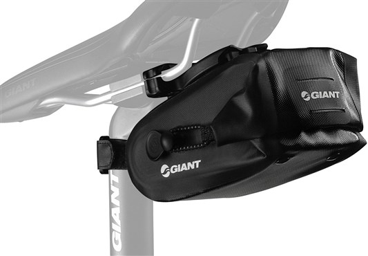Giant WP Waterproof Saddle Bag - Small 0.6L