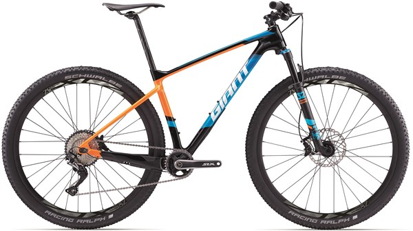 Buy Giant XTC Advanced 29er 2 Mountain Bike 2017 - Hardtail MTB at Tredz Bikes. £2,449.00 with ...