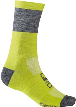 Giro Merino Seasonal Wool Cycling Socks SS16