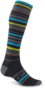 Giro Merino Wool High Tower Cycling Socks SS16