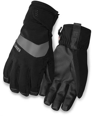 Giro Proof Freezing Weather Cycling Long Finger Gloves SS16