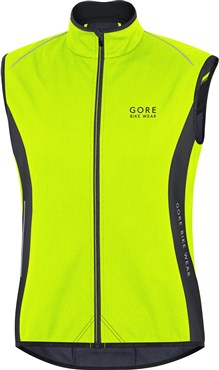 Gore Power Windstopper Soft Shell Thermo Vest AW17