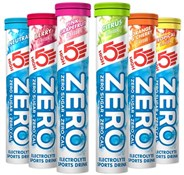 High5 Zero Hydration Tablets - Box of 8 Tubes