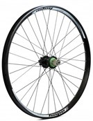 "Hope Tech DH - Pro 4 26"" Rear Wheel - Black - 32H"