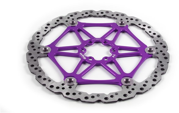 Hope V4 Disc 6 Bolt Vented Disc Brake Rotor