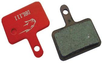 Jagwire Steel Disc Brake Pads Semi Metalic