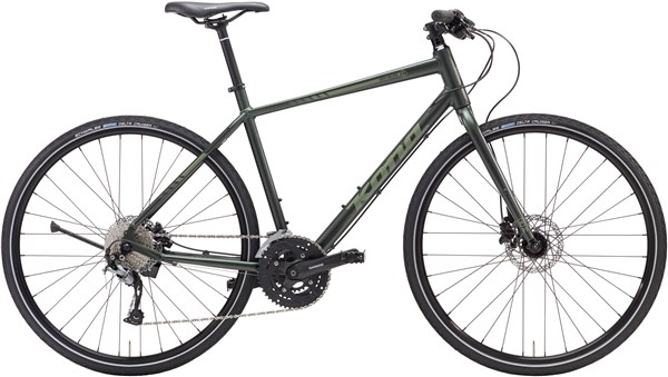 Kona Dew Deluxe 2017 - Hybrid Sports Bike