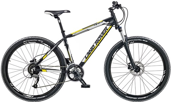 Land Rover Six 50 Hydro Mountain Bike 2016 - Hardtail MTB