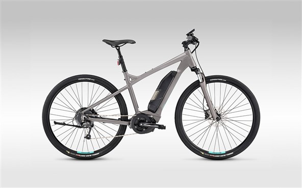 Lapierre Overvolt Cross 400  2017 - Electric Hybrid Bike