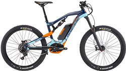 Lapierre Overvolt SX 800  2017 - Electric Mountain Bike