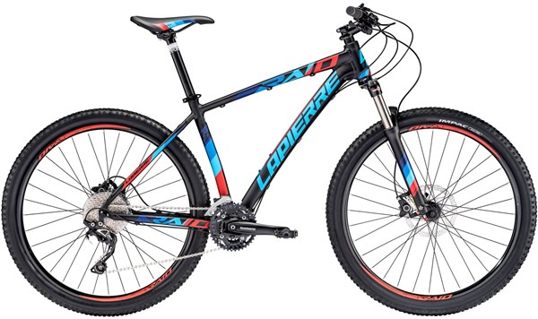 Lapierre Raid 527 Mountain Bike 2016 - Hardtail MTB