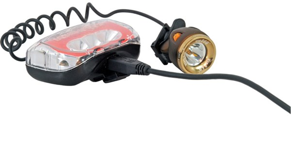 Light and Motion Vis 360 Rechargeable Light System Set