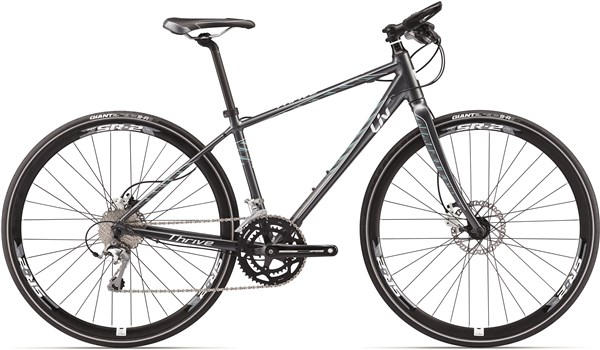 Liv Thrive 1 Disc Womens  2017 - Flat Bar  Road Bike