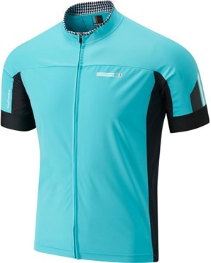 Madison RoadRace Mens Windtech Short Sleeve Cycling Jersey AW16