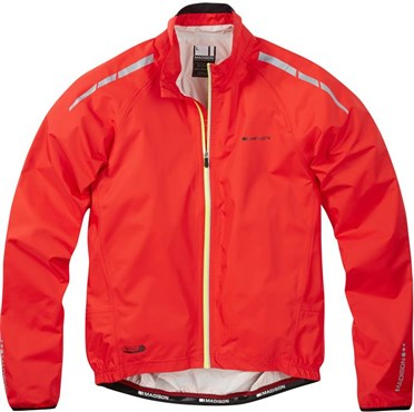 Madison Shield Mens Waterproof Cycling Jacket SS17