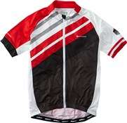 Madison Sportive Full Zip Mens Short Sleeve Jersey SS17