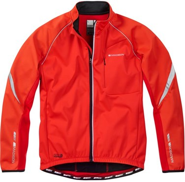 Madison Sportive Mens Softshell Cycling Jacket SS17