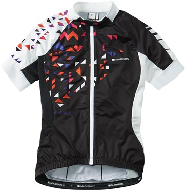 Madison Sportive Womens Short Sleeve Jersey AW16