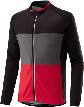 Madison Sportive Youth Long Sleeve Thermal Jersey AW17