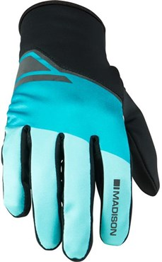 Madison Sprint Mens Softshell Long Finger Gloves SS17