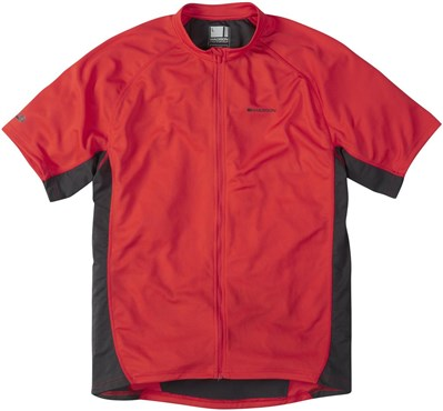 Madison Trail Mens Short Sleeve Cycling Jersey AW16