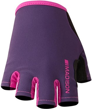 Madison Womens Track Short Finger Cycling Gloves SS17