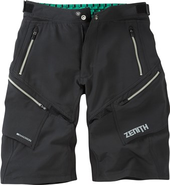 Madison Zenith Baggy Cycling Shorts AW17