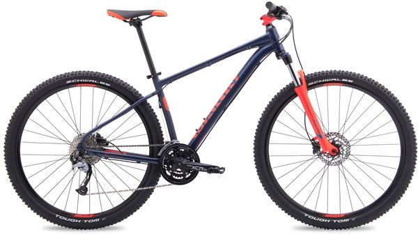 Marin Bobcat 4 29er Mountain Bike 2017 - Hardtail MTB